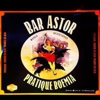 Photo taken at Bar Astor by Tessalia S. on 1/12/2013