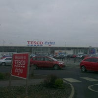 Photo taken at Tesco by Angie L. on 3/3/2013