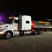 Photo taken at Indian River Transport by Michael B. on 3/14/2013