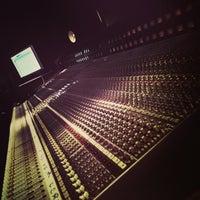 Photo taken at Stankonia Studios by Renn B. on 1/31/2013