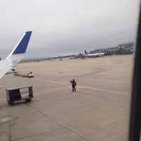 Photo taken at Gate C19 by Craig P. on 10/4/2015