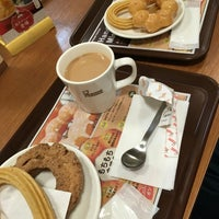 Photo taken at Mister Donut by にえ な. on 9/25/2016