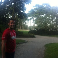 Photo taken at Parcours de footing by Majd B on 7/17/2012