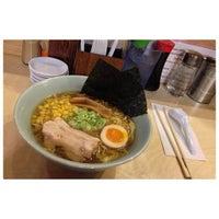 Photo taken at Yakyudori Yakitori & Ramen by Brian M. on 1/1/2013