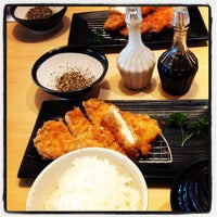 Photo taken at Saboten 勝博殿 by Lawrence E. on 10/7/2012