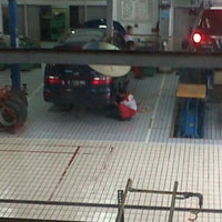 Photo taken at Toyota Auto 2000 by Fanany R. on 3/14/2013
