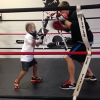 Photo taken at Title Boxing Club by Marc V. on 10/2/2014