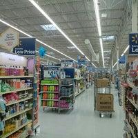 Photo taken at Walmart Supercenter by Joshua C. on 6/28/2015