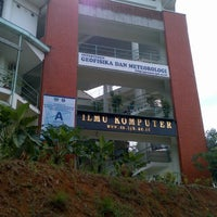 Photo taken at Institut Pertanian Bogor (IPB) by asep h. on 6/19/2013