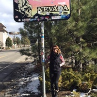 Photo taken at Welcome To Nevada! by Ashley W. on 12/6/2015