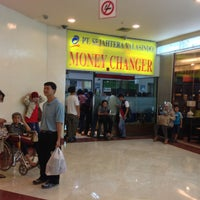 Photo taken at Sejahtera Valasindo - Money Changer by Steve 黄. on 3/11/2013