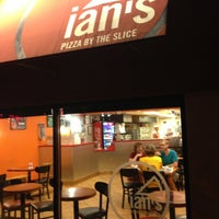 Photo taken at Ian's Pizza by the Slice by Raif R. on 5/20/2013