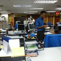 Photo taken at Tenaga Nasional Berhad by Muhammad S. on 2/5/2013