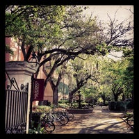 Photo taken at College of Charleston by Mark S. on 4/24/2013