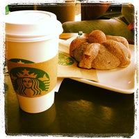 Photo taken at Starbucks by Ever L. on 10/29/2012