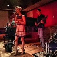 Photo taken at The Jazz Room at The Kitano by Shuichi A. on 5/15/2013