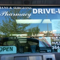 Photo taken at Physicians & Surgeons Pharmacy by Okierover on 4/11/2013