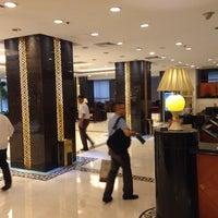 Photo taken at shaanxi business hotel by RenaYork on 8/28/2015
