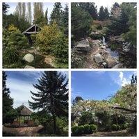 Photo taken at Seattle Chinese Garden by Monica K. on 5/30/2015