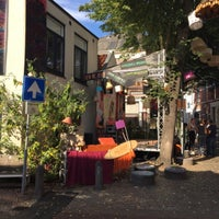 Photo taken at Café de Vijfhoek by Michel O. on 9/18/2016