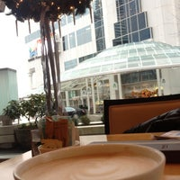Photo taken at The Fairmont Waterfront by Nick S. on 12/21/2012