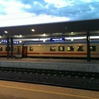 Photo taken at Klagenfurt Hauptbahnhof by Julia S. on 7/25/2013