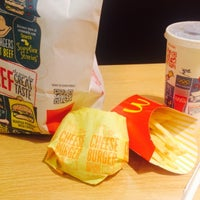 Photo taken at McDonald's by Dmitry N. on 11/7/2014