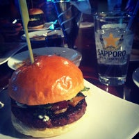 Photo taken at Bachi Burger by Calvin C. on 4/22/2013