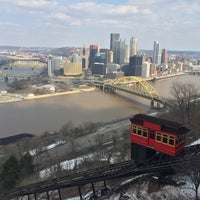 Photo taken at Duquesne Incline by Shanimal on 3/8/2015