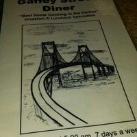 Photo taken at Gaffey Street Diner by Jen V. on 8/23/2014