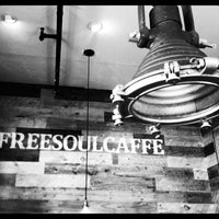 Photo taken at Free Soul Caffe by Skiptink on 3/8/2014