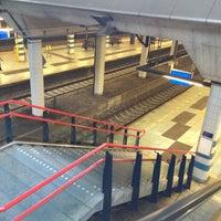 Photo taken at Station Rijswijk by Pieter d. on 7/11/2016