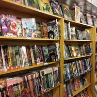 Photo taken at JHU Comic Books by Marques S. on 7/27/2013