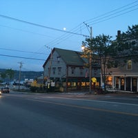 Photo taken at Wiscasset, ME by Mike G. on 7/18/2016