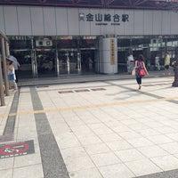 Photo taken at Kanayama Station by likeweed on 7/16/2013