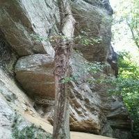 Photo taken at Raven Rock State Park by Ashley P. on 8/15/2013