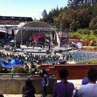 Photo taken at Anfiteatro San Pedro de la Paz by herman l. on 11/8/2014