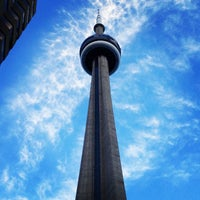 Photo taken at CN Tower by Sa'ad A. on 6/30/2013