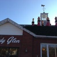 Photo taken at Shady Glen Restaurant by kate k. on 11/23/2012