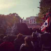 Photo taken at Bascom Hall by Benjamin F. on 10/4/2012