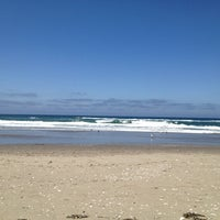 Photo taken at Moss Landing State Beach by Debbie C. on 6/16/2013