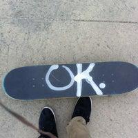 Photo taken at 44th Street Skatepark by Nelson S. on 12/6/2012