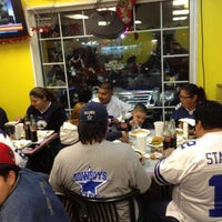 Photo taken at Cesar's Tacos by Stuart F. on 12/10/2012
