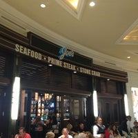 Photo taken at Joe's Seafood Prime Steak & Stone Crab by Zachary F. on 11/17/2012