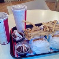 Photo taken at Burger King by Lauren V. on 3/18/2013