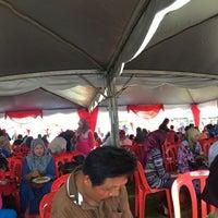 Photo taken at Padang Bola Binjai by Nurul Ain N. on 8/16/2015