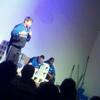 Photo taken at Victorious Life Church by Stacy H. on 10/29/2012