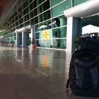 Photo taken at Bintulu Airport (BTU) by Fadzly K. on 11/27/2012