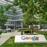 Photo taken at Google China 谷歌中国 by Three L. on 6/28/2015