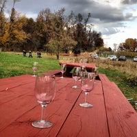 Photo taken at Notaviva Vineyards by Daniel S. on 11/2/2013